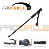 Durable Anti Shock Alpenstock with Compass (PC-AC1001)