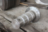 Forged Steel Roller Shaft/ Cold Mill Roll Forged Stepped Shaft