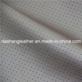 Famous Good Abrasion Resistance Synthetic Leather Semi-PU for Message Chair Facial Bed A956
