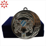 Bottle Price 50mm Metal Medal for Sports Souvenir