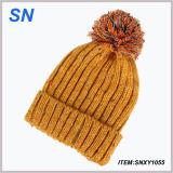 Wholesale Knitted Winter Custom Beanie Cheap Wool Hat