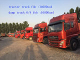 (RHD available) FAW HOWO JAC Shacman Dongfeng Beiben Foton Used Truck