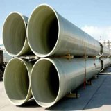 High Quality Industry Water Plant FRP GRP Fiberglass Pipe