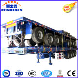 Bulk Cargo& Container 4 Axles Semi Trailer