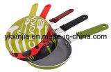 Kitchenware Aluminum Silk Screen Printing Mini Frying Pan, Cookware
