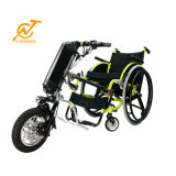 Chinese Factory Wholesale 350W Electric Wheelchair Handcycle for Disabled