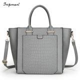 Simple Design Elegant Women's Handbag Large Adjustable Shoulder Bags