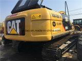 Used Cat 320d Crawler Excavator Caterpillar Excavator 320b 320c 320d