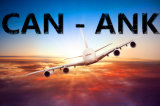 Air Cargo Shipping Transport Services From Guangzhou to Ankara