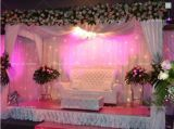 DJ Backdrops for Wedding Decoration 3m*4m 12FT LED Star Curtain