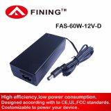 AC/DC 12V5a60W Desktop Power Supply Adapter for CCTV Camera