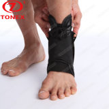 High Quality Elastic Enhance Ankle Fracture Brace Breathable Ankle Support