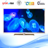 Fashion Red Metal Ultra-Slim Bezel E-LED TV
