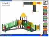 Outdoor Children Playground Equipment Disabled Series Playground (YL22413-01)