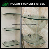 Stainless Steel Staircase Balustrade Glass Clamp