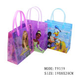 Waterproof Case Custom Printing Packaging PVC Packing Handbags Shopping Bag
