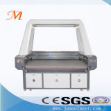 Accurate Printings/Embroidery/Label Laser Cutting Machine (JM-1814H-P)