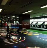 2020 Hot Sales EPDM Rubber and PVC Gym Sports Flooring
