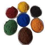 Pigment for Concrete and Cement Paint, Iron Oxide Dye