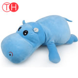 ICTI Custom Size Animal Plush Toys Wholesale Hippo Plush Toys