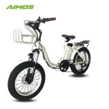 Best Price Wholesale Max Speed 30-50km/H Snow/Beach Folding Dirt Electric Bike 48V 500W Electric Bicycle Ebike