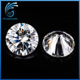 Round Brilliant Cut Loose Moissanite Diamond
