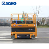 XCMG Official 10m Hydraulic Electric Self Propelled Aerial Work Platform Xg1012HD China New Mobile Scissor Lift Price