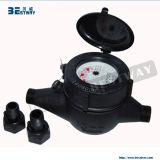 Multi Jet Dry Dial Plastic Water Meter