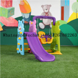 Kids Home Set Plastic Slide & Swing Play Sets, Baby Play and Exercise Amusement Park Equipment