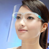 Oil Splash Proof Mask Dust Proof Face Protective Mask for Kitchen Cooking