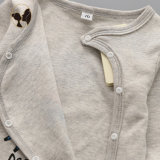 Made in China Factory Import Cheap Custom Designer 100% Cotton Newborn Baby Clothes
