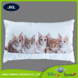 Digital Printed Stuffed Plush Pillow Soft Back Cushion with Animal