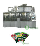 Gable-Top Hot Drink Packing Machine with Capping Syestems