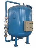 Large Flow Rate Multigrade Sand Filter for River Water Treatment