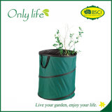 Onlylife Green Thumb Pop-up Yard Lawn Refuse Bag Container