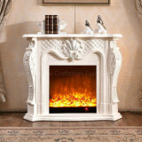 Ce Approved LED Light Home Furniture Electric Fireplace (319)