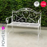 Hotsale Wrought Iron Garden Bench