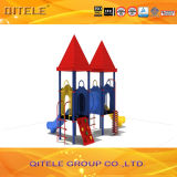 Wholesale Best Price Kids Plastic Playground Outdooor with Slide