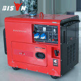 Bison (China) BS6500dse 5kw 5kVA 5000W 1 Year Warranty Home Portable Big Power Diesel Generator Set for Sale