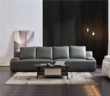 Popular Chinese Style Leather Sofa for Office or Public Area