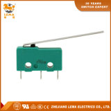 Lema Kw12-8 5A Lever Welding Terminal Mini Micro Switch