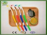 Premium 610 Nylon Bristle Adults Oral Care Toothbrush with Cap