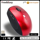 OEM Glossy Color 6D USB Wireless Optical Mini Mouse
