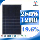 12BB polycrystalline solar panel 280watt