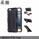 Wholesale Mobile Phone Case for iPhone 4/5/6/7 Plus Military Hybrid Cover New Product