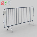 Temporary Fence Removable Portable Event Road Control Steel Barrier