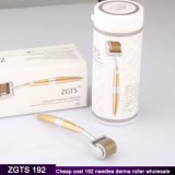 Medical Grade Titanium Derma Roller Zgts 192 Factory Direct Wholesale for Hair Loss Treatment