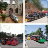 Manufacture Factory Playground Mini Trackless Train