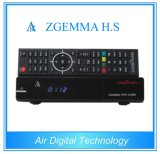 Single DVB-S2 Tuner Zgemma H. S Full HD Satellite Receiver