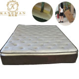 Rolled up Good Dream Coil Spring Mattress in Box